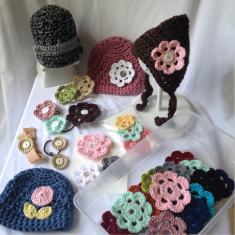 crochet explosion